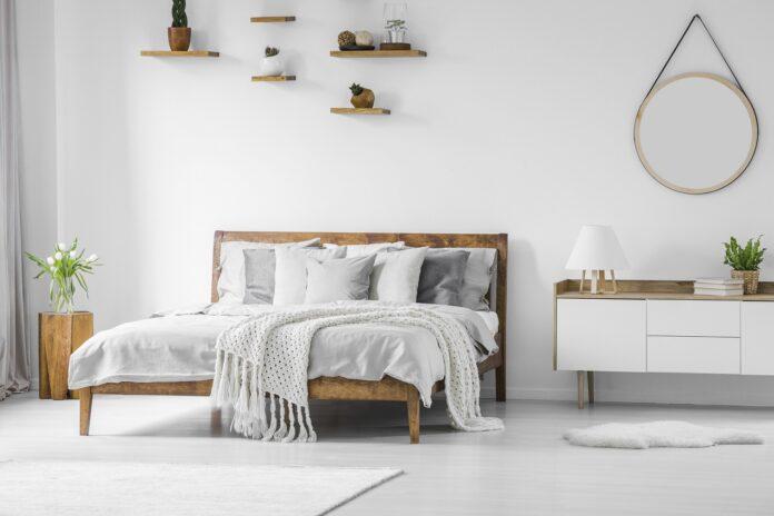 Sypialnia jak w pałacu. Jak urządzić elegancką sypialnię?
